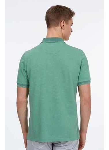 Hemington Polo Yaka Tişört Yeşil